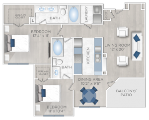 Two Bedroom Apartmentrs