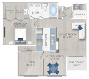 ne Bedroom Apartments